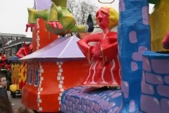 Carnavalsoptocht 2007