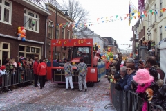 Carnavalsoptocht 2011