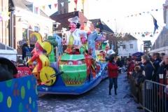 Carnavalsoptochten